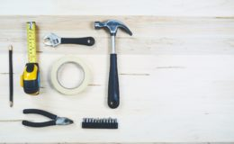 Construction Et Rénovation Habitat Construction Tools Flatlay 4460x4460